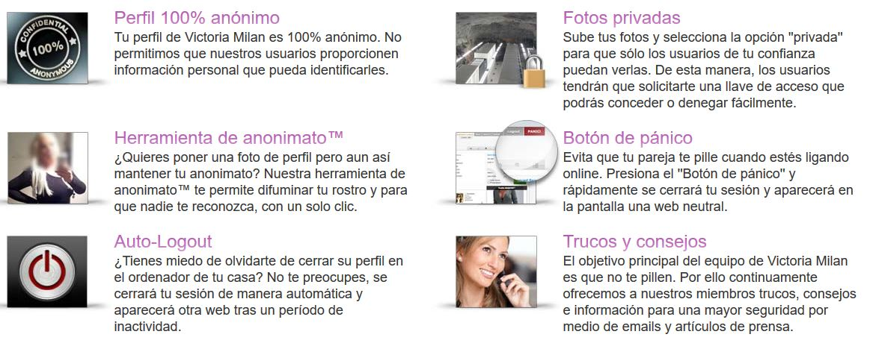 victoria milan kostnad kontaktsidor gratis