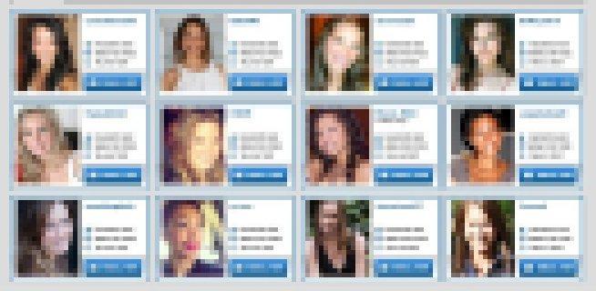 edarling fotos perfiles chicas panel
