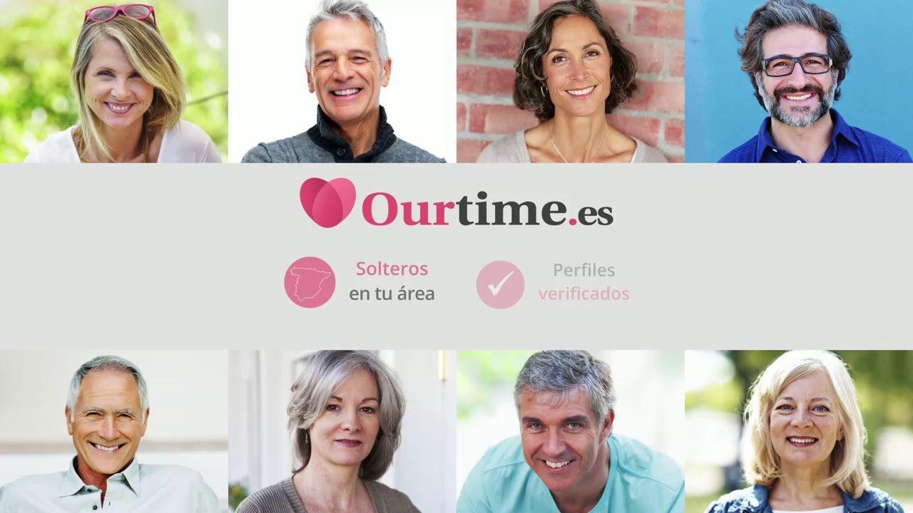 ourtime buscar pareja mayor 50