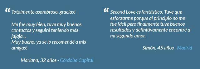 second love opiniones